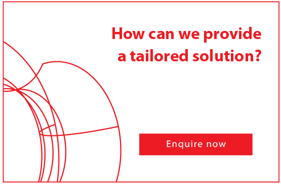 How can we provide a tailored solution?